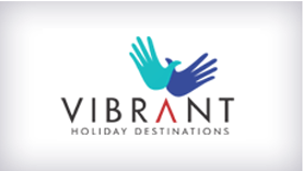 Vibrant holiday destination