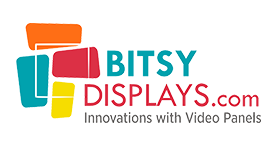 Bitsy displays