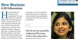 New Horizon HR Consultant